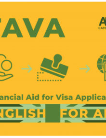 ABC Cambridgelaunch financial aid for visa applicants (FAVA)