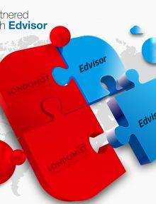 Londonist DMC Partners with Edvisor