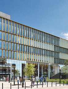 Construction work to begin on new Science and Engineering buildings in January