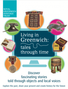 made promotes 'Living in Greenwich: tales through time'