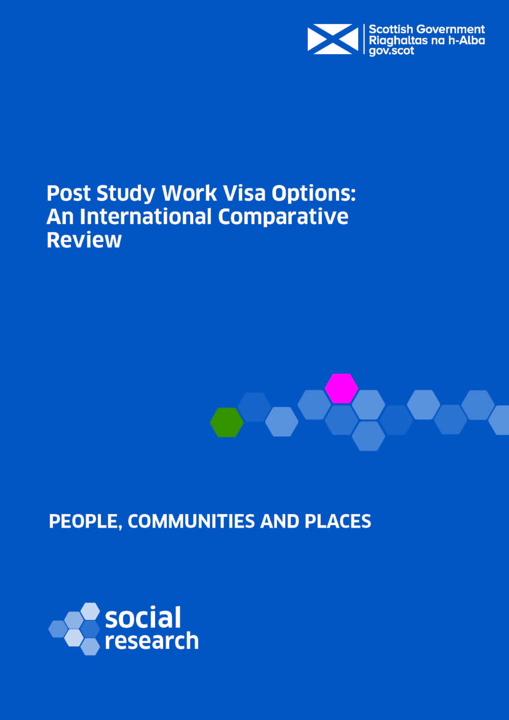 Post-study work visa options | BETA | British Educational